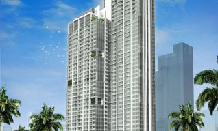 Newest condo at global city