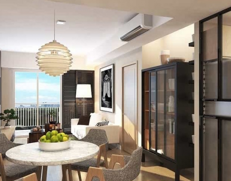 Close to everything Two Bedrooms 2BR Condo For Sale in Park Triangle Residences at Bonifacio Global City BGC