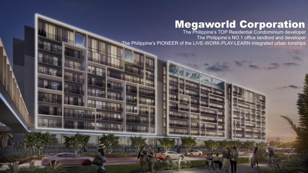 ST. MORITZ Megaworld
