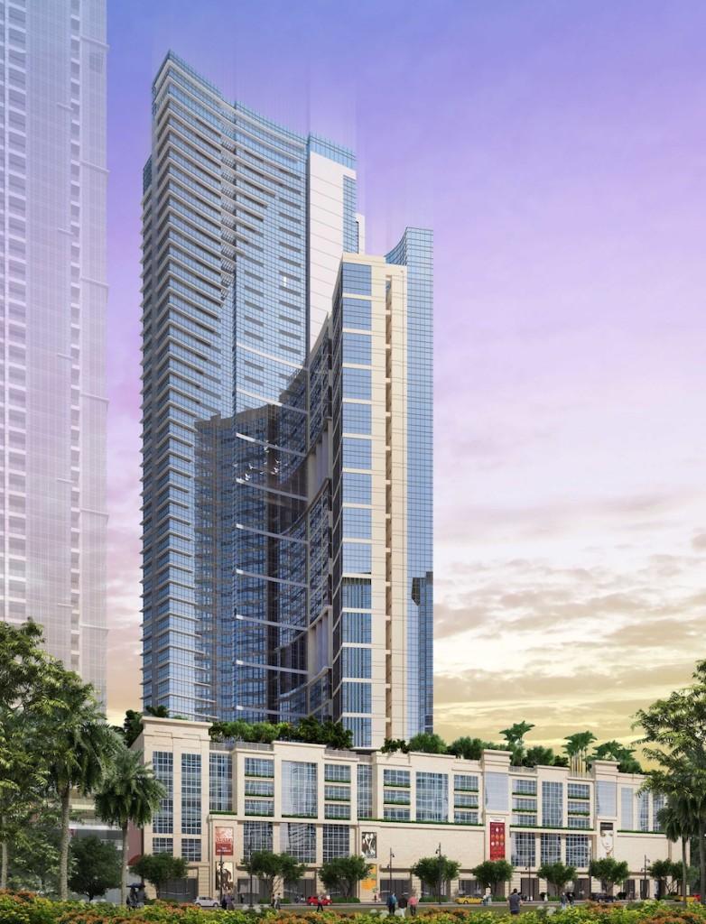 Uptown Park suites  BUILDING EXTERIOR 2 LR