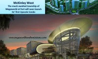 Megaworld builds P45-B 'ultra high-end' township – Mckinley West
