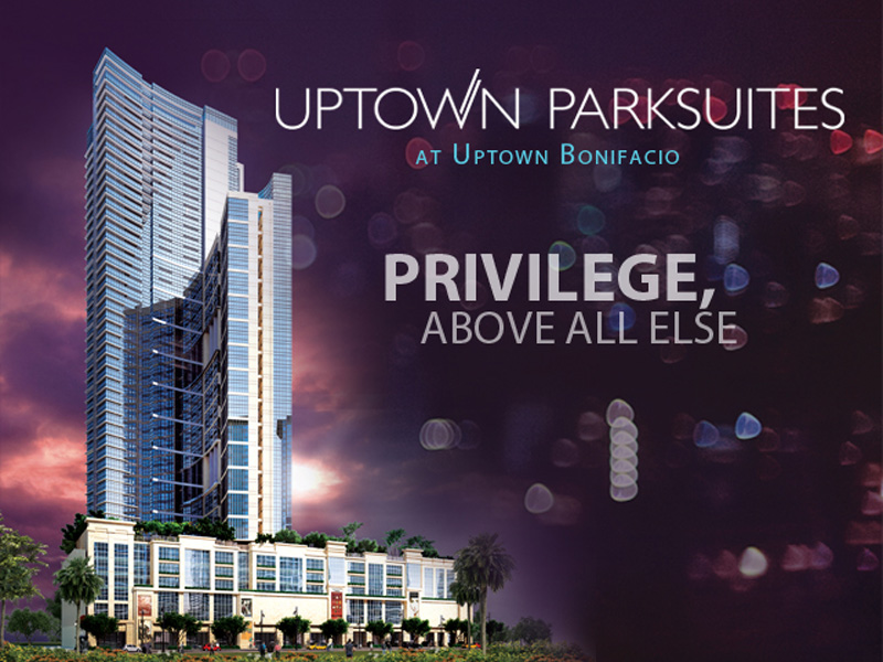 Uptown Parksuites Global city