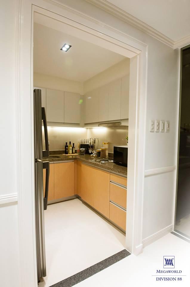 Florence model unit kitchen1