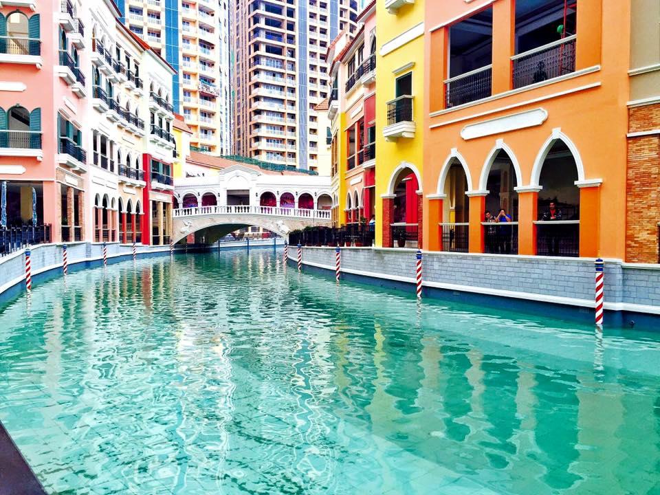 Venice actual condo fort