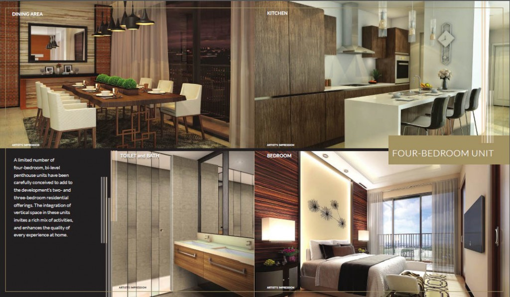 st-moritz-mckinley-west-highend-condos-4bedroom-unit-dining-living-area