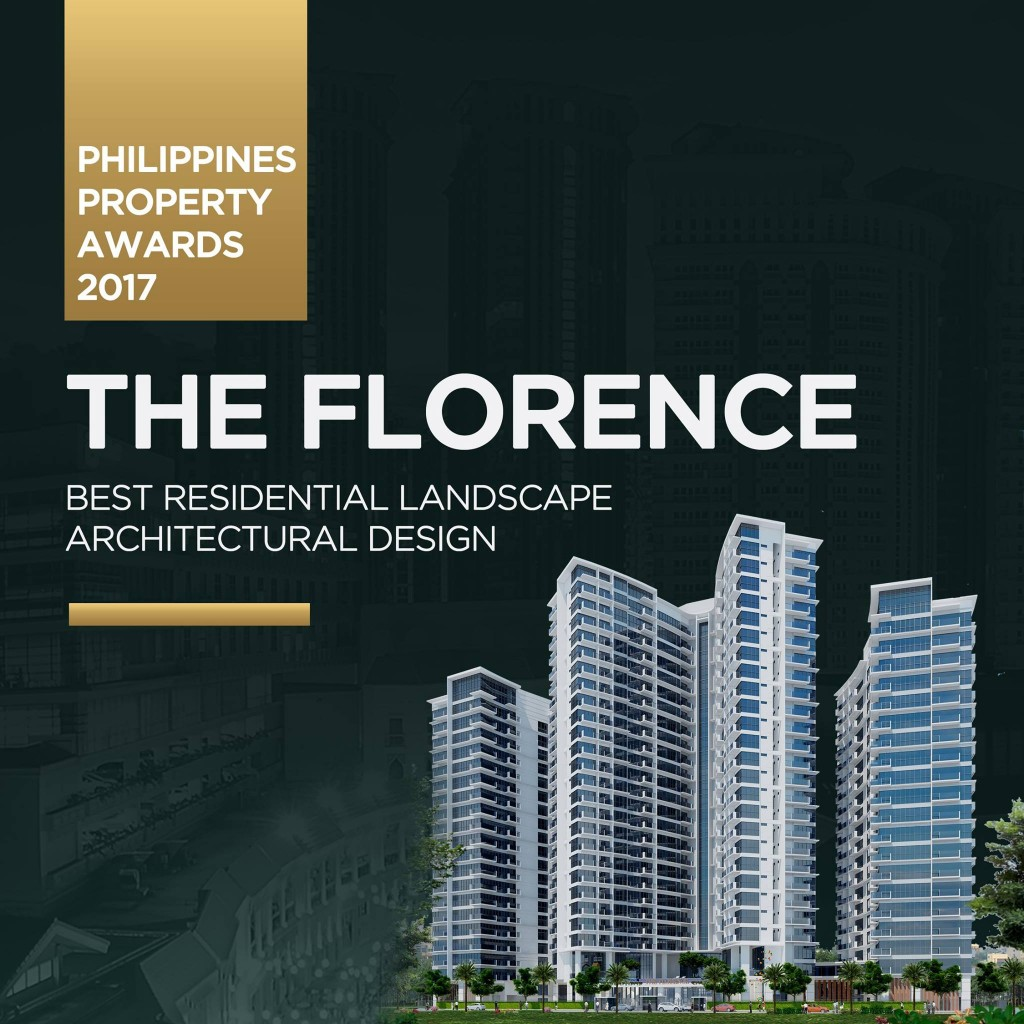 Florence Award Mckinley Hill 2017