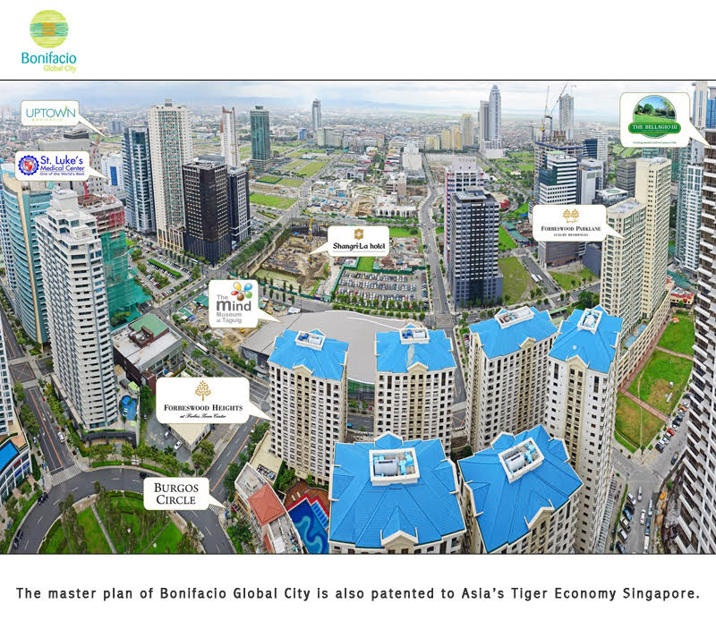 Fort Bonifacio Next super City