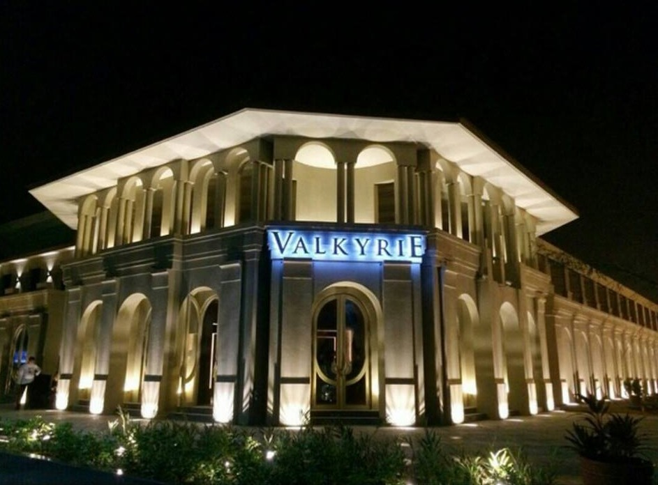Valkyrie The palace Uptown