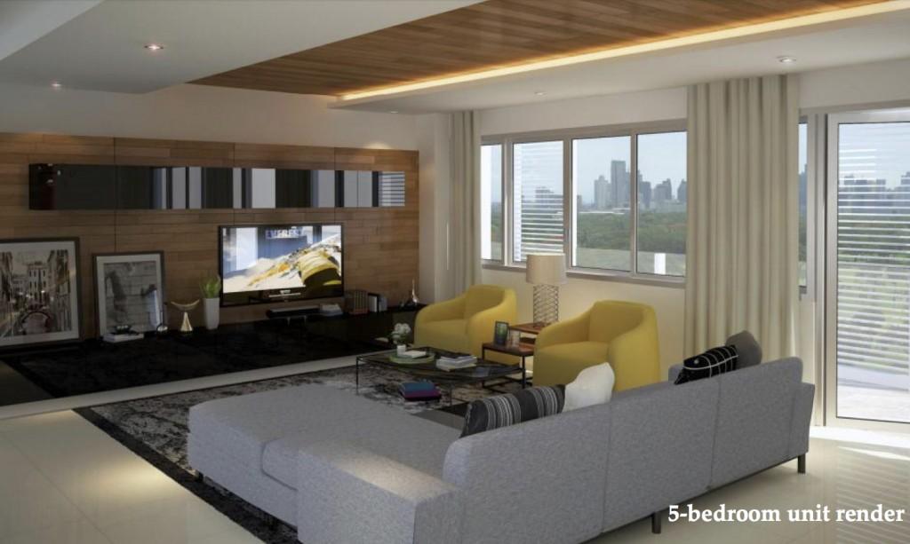 5 Bedroom Penthouse