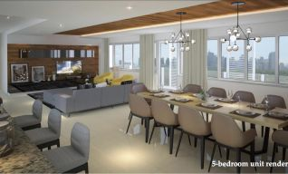 5 Bedroom Penthouse