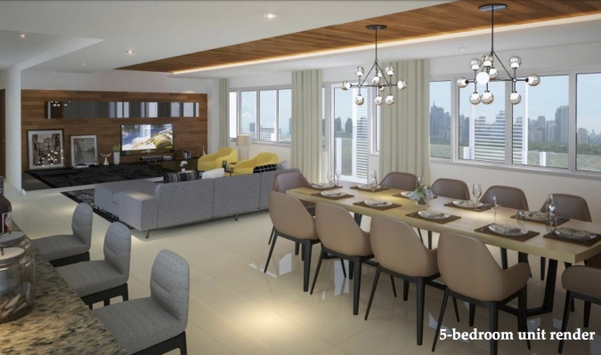 Prime penthouse units at park mckinley west newest pre selling