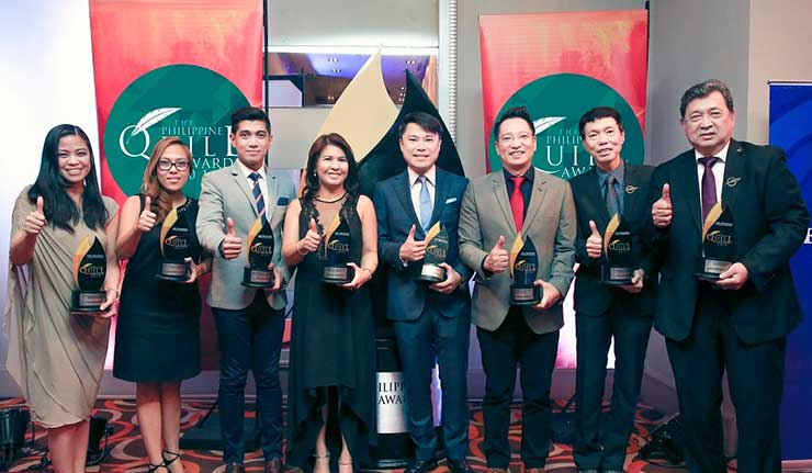 Megaworld awards 2018