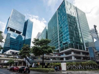 Huge 2 Bedroom – One Uptown Residence BGC – P23M