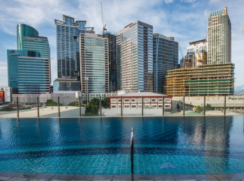 Two Bedroom 2BR Condo For Sale at Aspire Tower Libis Quezon City