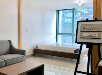 1BR at One Uptown Residence – P7.5M