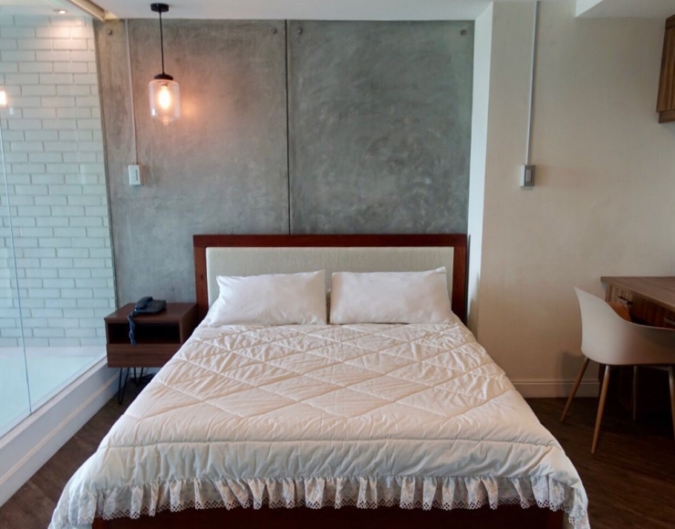 Exclusive One Bedroom 1BR Loft Condo For Sale at The Grove By Rockwell Pasig City