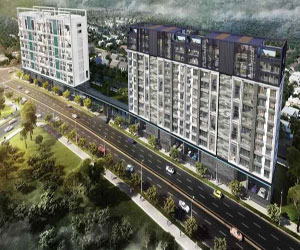 The Albany at Mckinley West